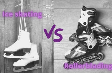 ice skating vs rollerblading