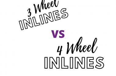 3 wheel inline skates vs 4 wheel inline skates
