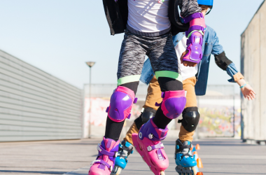 a guide to Buying Roller Skates for Kids