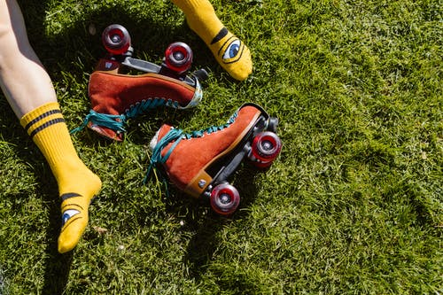 Can you Roller Skate with Flat Feet