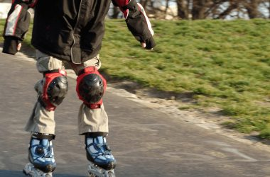 how to Roller Skate Downhill Safely